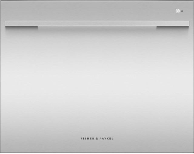 "Fisher & Paykel Series 7 24"" Stainless Steel Single DishDrawer™ Dishwasher-DD24SDFTX9 N"