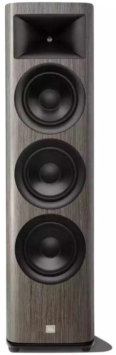 "JBL Synthesis® HDI-3800 Gray Oak Triple 8"" 2 ½-way Floorstanding Loudspeaker-JBLHDI3800GROAM"