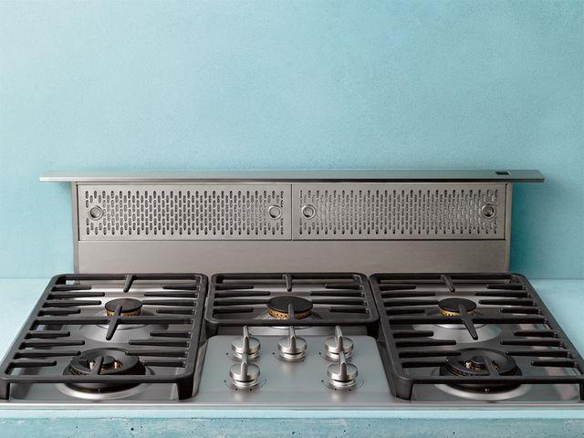 "Zephyr Essentials Europa Sorrento 36"" Downdraft Ventilation System-Stainless Steel-DD1-E36AS"