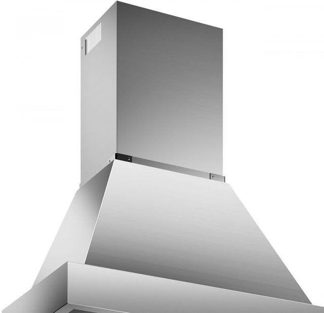 Boîtier de hotte de cuisinière murale Bertazzoni® de 36 po - Acier inoxydable-KC36HERTX