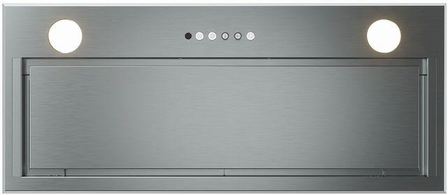 "Faber Inca Lux 21"" Stainless Steel Insert Range Hood-INLX21SSV"
