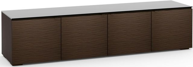 Salamander Designs® Berlin 247 AV Cabinet-Textured Wenge-C/BL247/WE