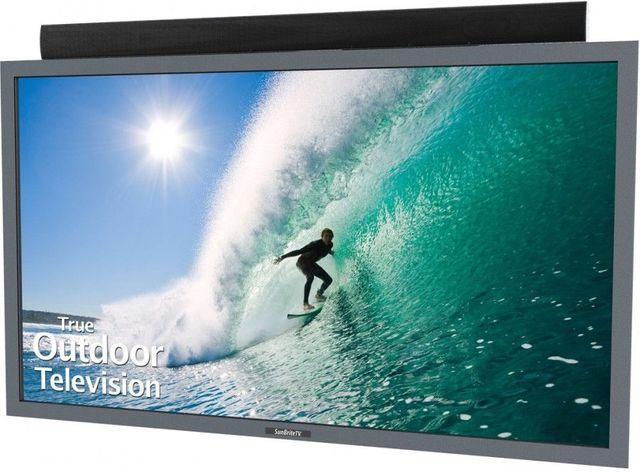 "SunBriteTV® Pro Series Silver 55"" LED Direct Sun Outdoor HDTV-SB-5518HD-SL"