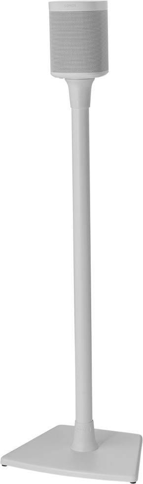 Sanus® WSS21 White Wireless Speaker Stand-WSS21-W1