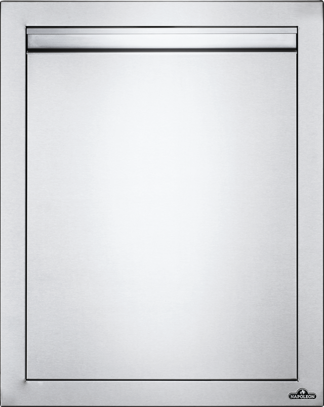 Napoleon Stainless Steel Reversible Single Door-BI-1824-1D