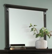 Elements International Calloway Black Mirror-CY600MR