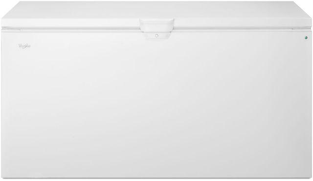 Whirlpool® 22 Cu. Ft. Chest Freezer-White-WZC5422DW