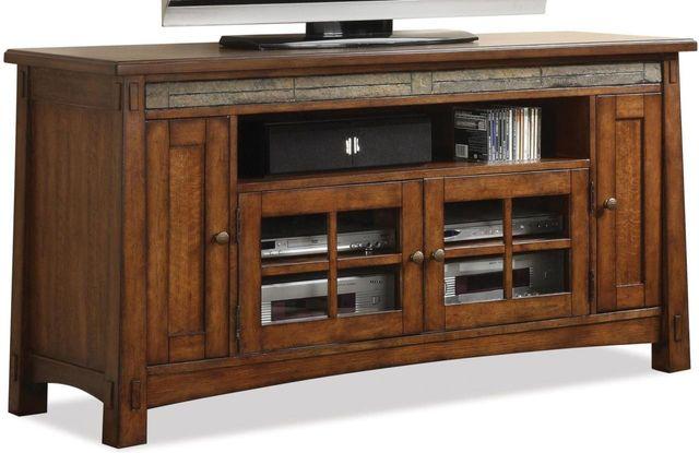 Riverside Furniture Craftsman Home 62-Inch TV Console-2946