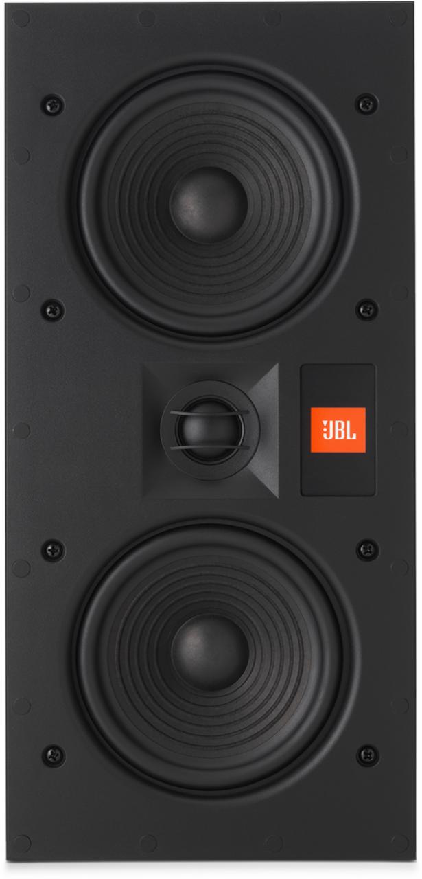 JBL® Arena 55IW In-Wall Loudspeaker-Black-ARENA55IW