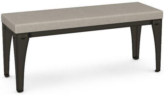 Amisco Upright Upholstered Bench-30408-C