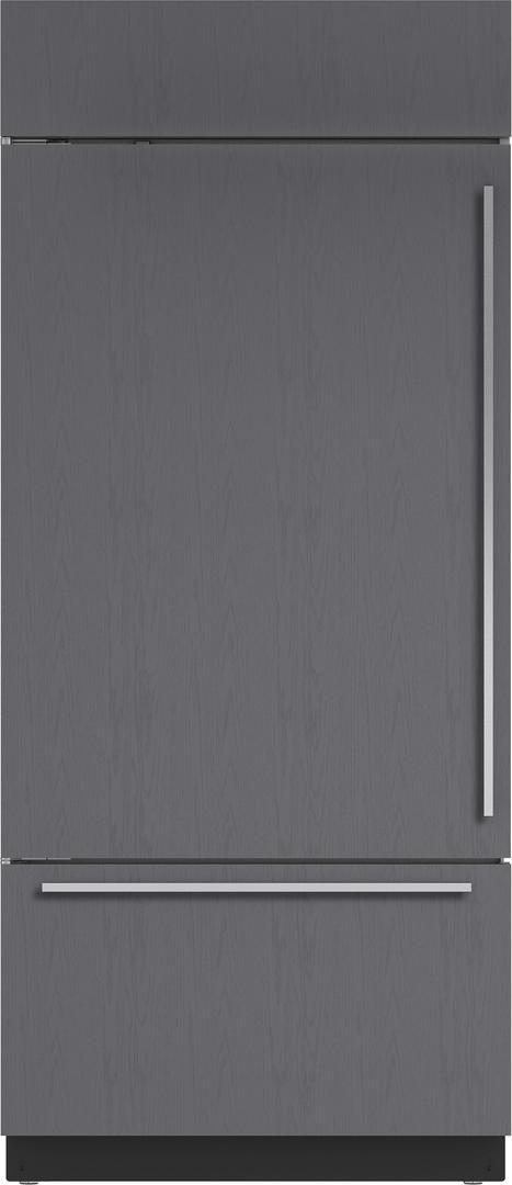 Sub-Zero® 21.7 Cu. Ft. Bottom Freezer Refrigerator-BI-36UID/O-LH