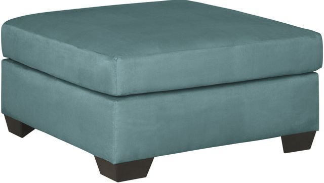 Signature Design by Ashley® Darcy Sky Oversized Accent Ottoman-7500608