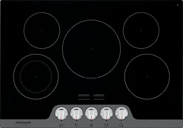 """Frigidaire Gallery® 30"""" Stainless Steel Electric Cooktop-FGEC3068US"""