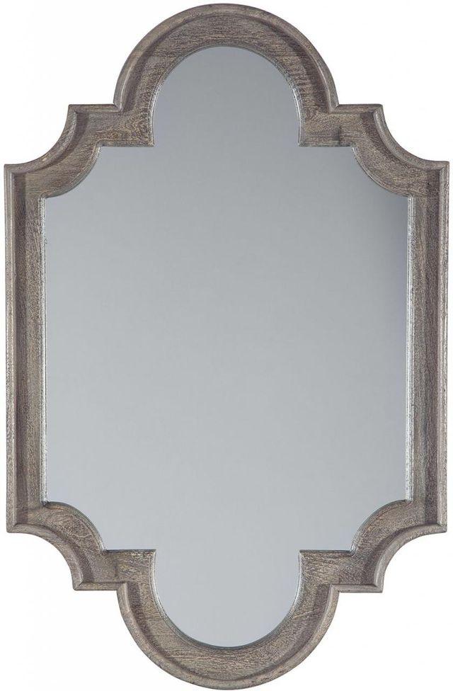 Signature Design by Ashley® Williamette Antique Gray Accent Mirror-A8010160
