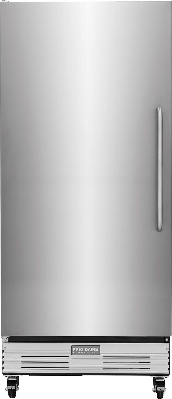 Frigidaire Commercial® 18 Cu. Ft. Upright Freezer-Black-FCFS181LQB