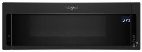 Whirlpool® 1.1 Cu. Ft. Black Over The Range Microwave-YWML75011HB