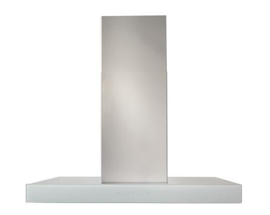 """Best® Ispira 36"""" Stainless Steel Without Glass Island Range Hood-ICB3I36SBN"""