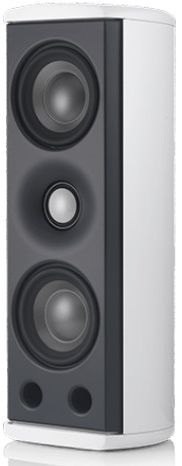 Revel® Concerta™ Series White 2-Way On-Wall Loudspeaker-M8WH