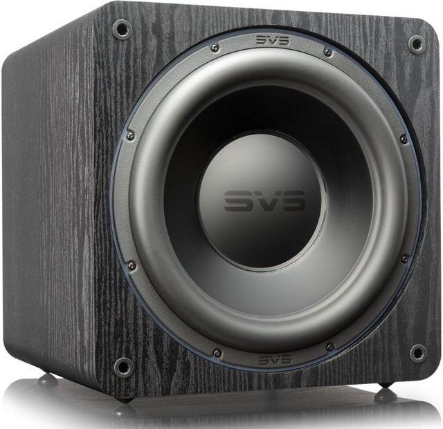 SVS Sound Revolution Premium Black Ash SB-3000 Subwoofer-SB-3000-Black Ash
