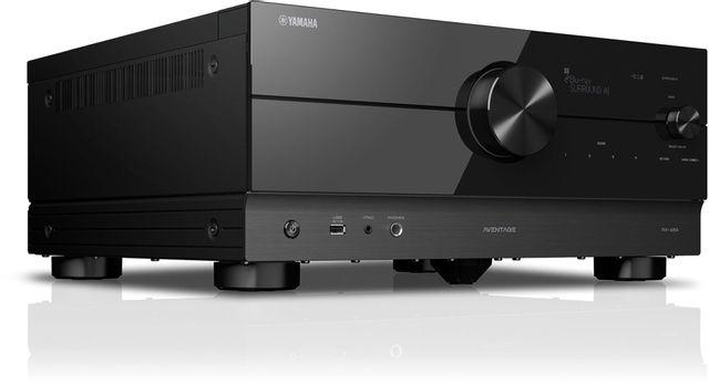 Yamaha 11.2 Channel AV Receiver-RX-A8ABL