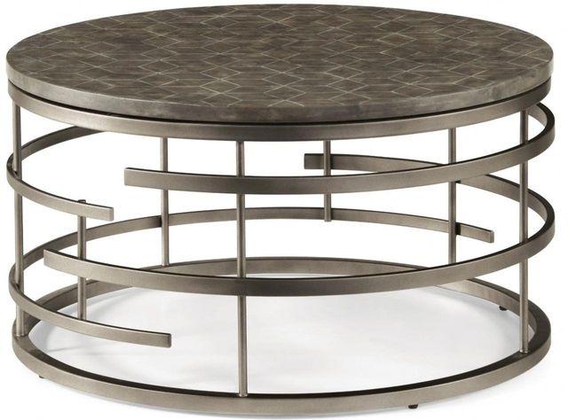 Flexsteel® Halo, Wynwood Round Coffee Table-W1454-034