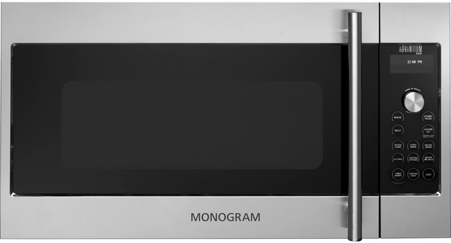 Monogram® Advantium® 120 Above-the-Cooktop Speedcooking Oven-Stainless Steel-ZSA1201JSS