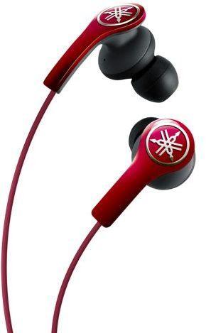 Yamaha® Adrenaline Red In-Ear Headphone-EPH-M200RD