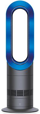Dyson AM09 Blue/Iron Fan Heater-302198-01
