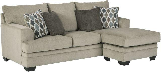 Signature Design By Ashley Dorsten Sisal Sofa Chaise 7720518 Farnham S Furniture Galleries Casper Wyoming