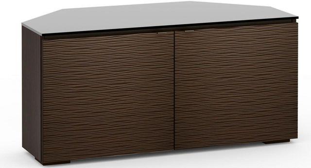 Salamander Designs® Berlin 221 CR Corner Cabinet-Textured Wenge-C/BL221CR/WE