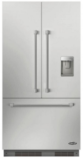 DCS 16.8 Cu. Ft. Built In Refrigerator-Stainless Steel-RS36A72UC1