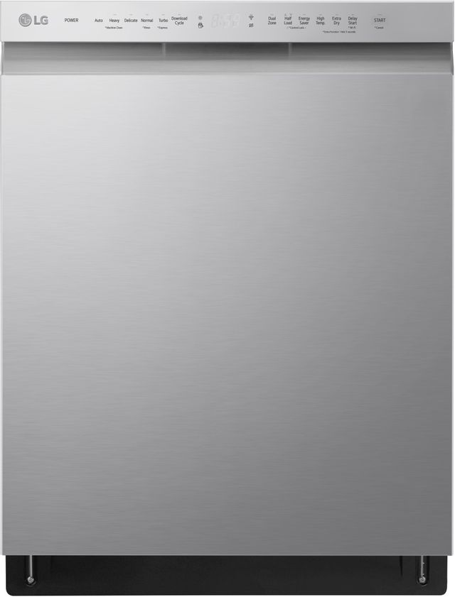 """LG 24"""" Stainless Steel Built In Dishwasher-ADFD5448AT"""