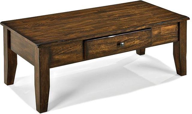 Intercon Kona Raisin Coffee Table-KA-TA-4822-RAI-C