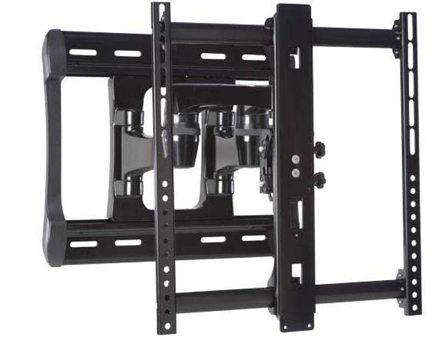Sanus® HDpro™ Series Black All-Weather Full-Motion Wall Mount-VXF220-B1