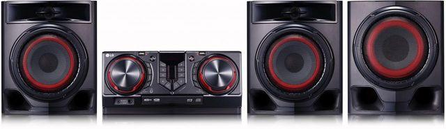 LG XBOOM 720W Hi-Fi Entertainment System-CJ45