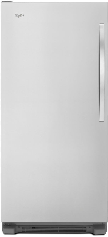 Whirlpool® Sidekicks® 18 Cu. Ft. All Freezer-Monochromatic Stainless Steel-WSZ57L18DM