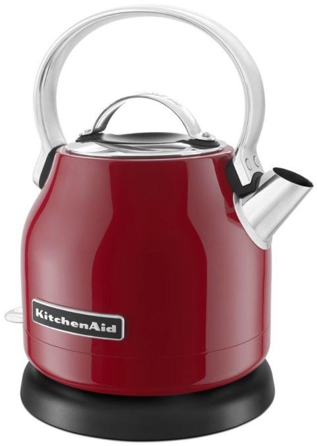 KitchenAid® 1.25 L Empire Red Electric Kettle-KEK1222ER