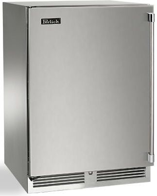 Perlick® Signature Series 5.2 Cu. Ft. Panel Ready Compact Refrigerator-HP24RS-3-4L