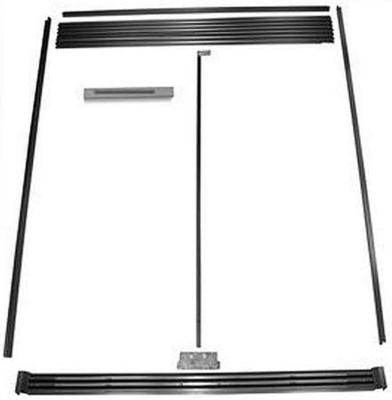 Trousse de garniture Sidekick® pour réfrigération Whirlpool® - Acier inoxydable-SKT60M