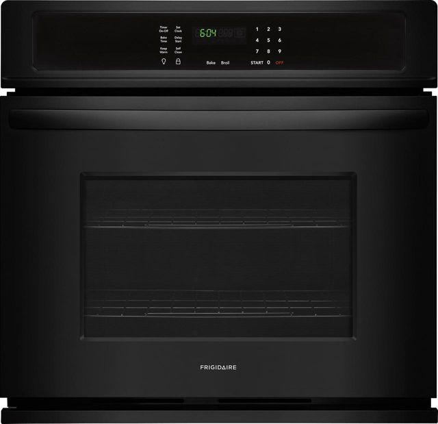 "Frigidaire® 27"" Black Electric Single Oven Built In-FFEW2726TB"