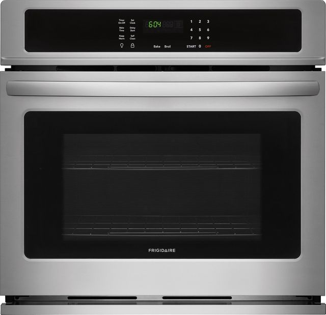 """Frigidaire® 27"""" Stainless Steel Electric Single Oven Built In-FFEW2726TS"""