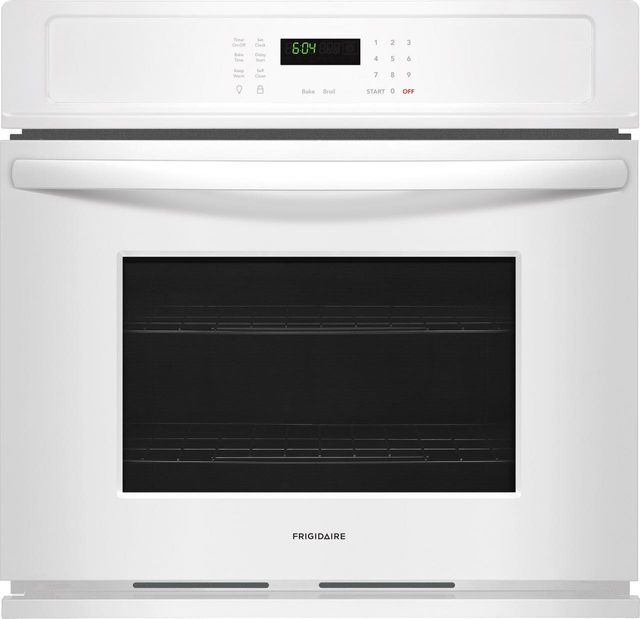 """Frigidaire® 27"""" White Electric Single Oven Built In-FFEW2726TW"""