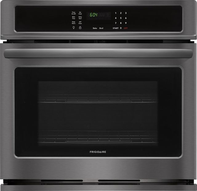 """Frigidaire® 30"""" Black Stainless Steel Electric Single Oven Built In-FFEW3026TD"""