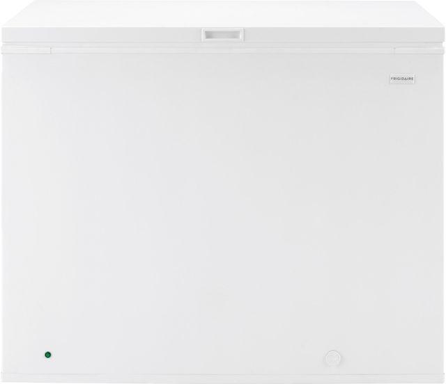 Frigidaire® 9.0 Cu. Ft. Chest Freezer-White-FFFC09M1QW