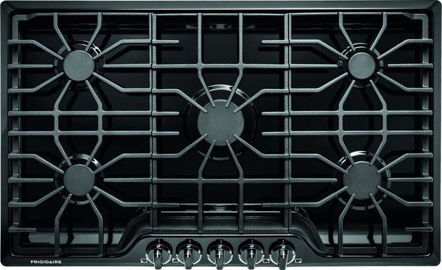 "Frigidaire® 36"" Black Gas Cooktop-FFGC3626SB"