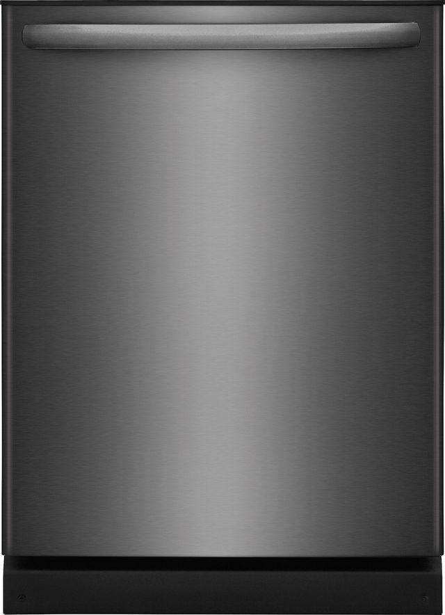 """Frigidaire® 24"""" Black Stainless Steel Built In Dishwasher-FFID2426TD"""