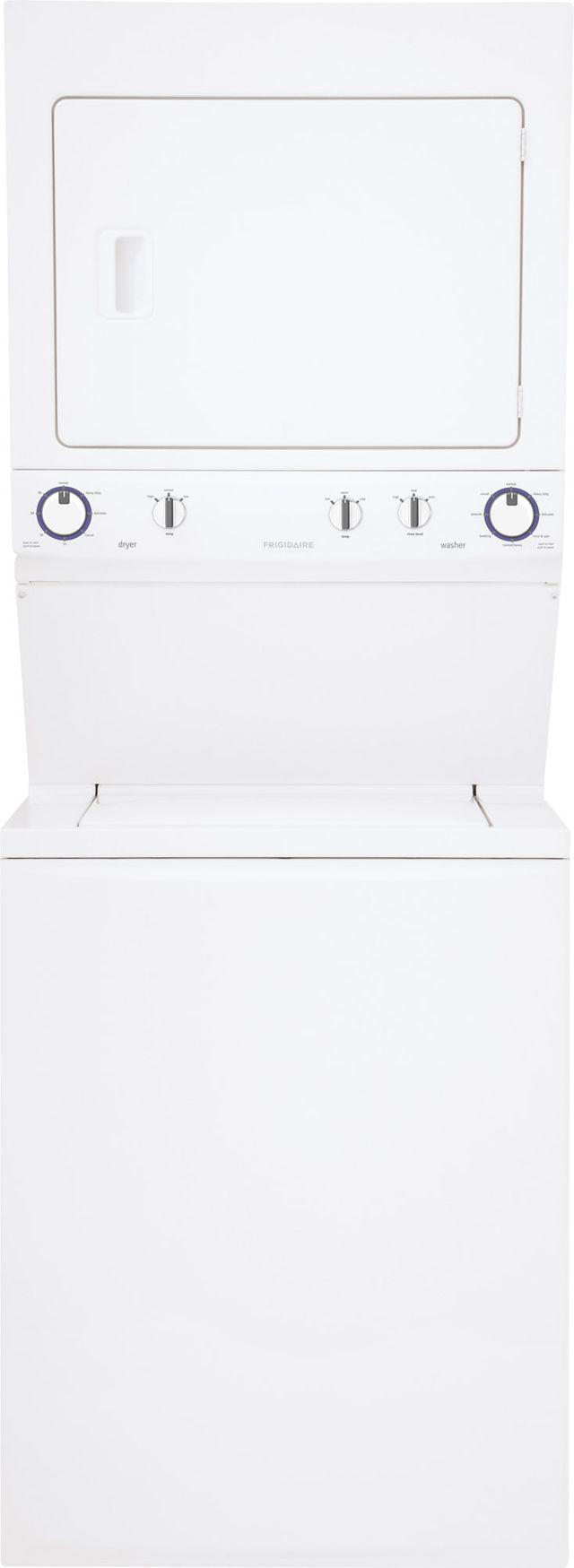 Frigidaire® Spacesaver Stack Laundry-White-FFLG3911QW