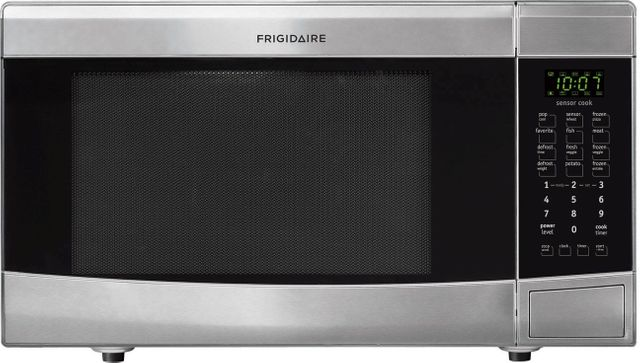 Frigidaire® 1.6 Cu. Ft. Stainless Steel Built In Microwave-FFMO1611LS