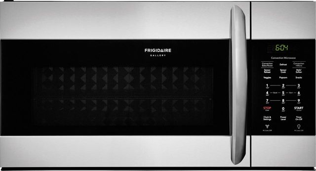 Frigidaire Gallery® 1.5 Cu. Ft. Stainless Steel Over The Range Microwave-FGMV155CTF