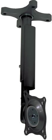 Chief® Black Small Flat Panel Ceiling Mount Kit-FHP18110B